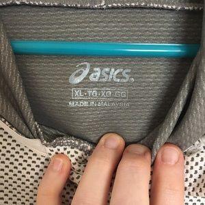 Asics Tops - ASICS running hoodie - reflective!